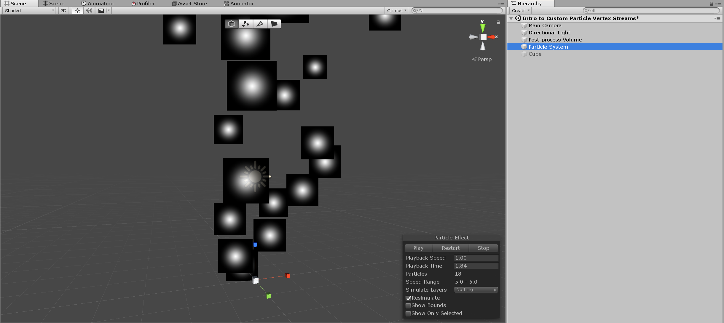 Intro to Custom Particle Vertex Streams – Mirza's Realm